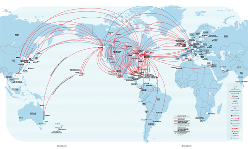 World Airline Route Map http://cancnsm2008.50webs.com/